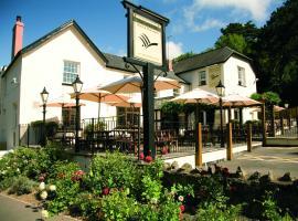 The Malvern Hills Hotel