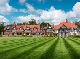 Petwood Hotel, Woodhall Spa