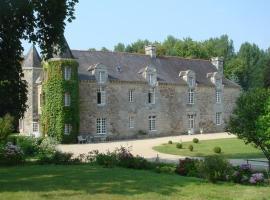 Abbaye de tregouet, Corseul (рядом с городом Vildé-Guingalan)