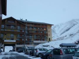 Appartement les Balcons du Soleil, La Foux