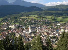Gemütliche Ferienwohnung, Tamsweg (Sankt Andrä im Lungau yakınında)