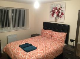 Leicester Serviced Apartments - LE1 3RG