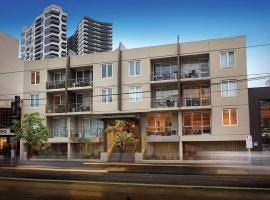 Naomi - Beyond a Room Private Apartments, Melbourne (South Melbourne yakınında)
