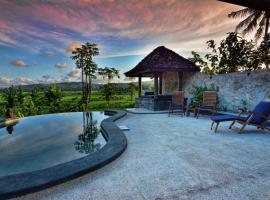 Villa Blue Steps, Джокьякарта (рядом с городом Pucung)