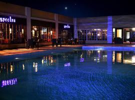 Spectra Inn Hotel Alexandria Road, Kahire (Al Qaţā yakınında)