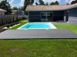 Villa avec Piscine Lac de Sanguinet, Sanguinet