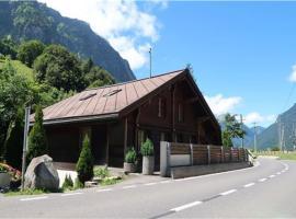 Chalet Burglauenen Grindelwald, Grindelwald (Stalden yakınında)