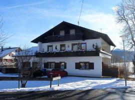 Ferienwohnung Bergblick, Rettenberg