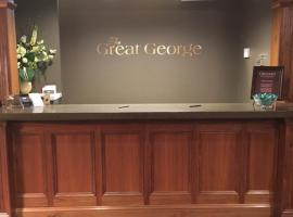 The Great George, Charlottetown