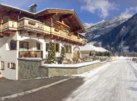 """Appartements """"Da Zillertaler und die Geigerin"""", Mayrhofen (Hollenzen yakınında)"""