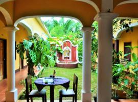 Hotel Villa Santa Elena, Чааль