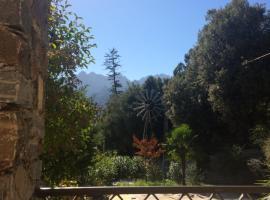 villa a Tara, Moltifao (рядом с городом Аско)