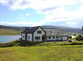 Oak Lodge Bed and Breakfast, Overscaig