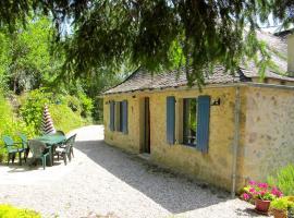 Gite de Laudinie, La Fouillade (рядом с городом Saint-André-de-Najac)
