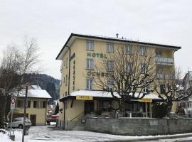 Hotel Ochsen, Sankt Margrethen