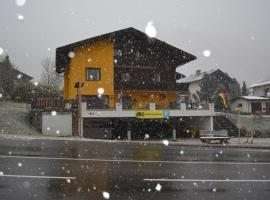 Guesthouse Mountain View, Großkirchheim