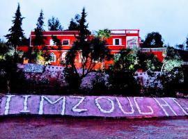Chez Larbi, Amizmiz