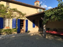 Mignac Villa, Glénouze (рядом с городом Berrie)
