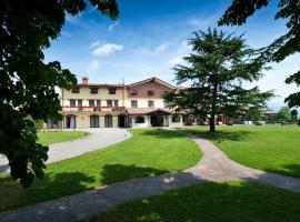 Relais Picaron, San Daniele del Friuli (Ragogna yakınında)