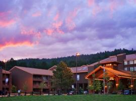 The Lodge at Angel Fire Resort, Angel Fire