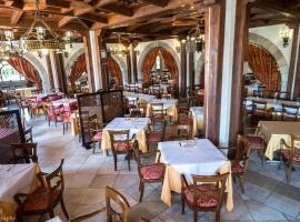 Hotel Restaurante El Castillo, Ольмильос-де-Сасамон (рядом с городом Villanueva de Argaño)