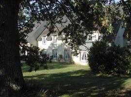 Hôtel Beau Rivage, Arradon (рядом с городом Locmiquel)