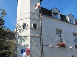Hostel Du Roy, Шенонсо (рядом с городом Сивре-де-Турен)