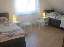 Komfort Ferienwohnung Apartment Jürgen Kunzi