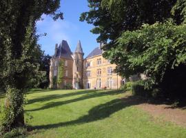 Château De Bellevue, Glaire-et-Villette (рядом с городом Vrigne-aux-Bois)