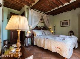 B&B Borgo Tepolini, Castel del Piano (Seggiano yakınında)