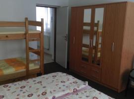 Ubytování v Mladých Bukách