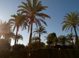 El Jardin De La Playa, Alicante (La Condomina yakınında)