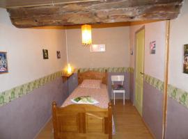 Gîte Les Mimosas, Prugnanes (рядом с городом Camps-sur-l'Agly)