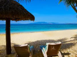 Treasure Island Resort, Treasure Island