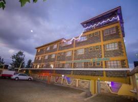 Hillside Grand Hotel, Chuka