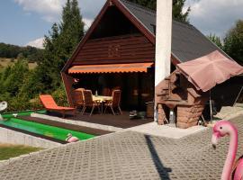 Ferienhaus TSAVO, Wald-Michelbach