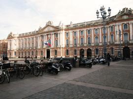 Capitole Location Meublée