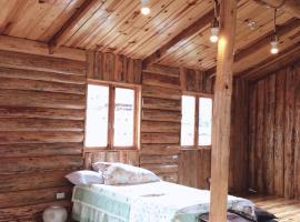 Agape Log Cabin And Restaurant