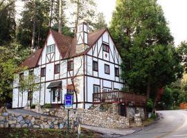 Bracken Fern Manor, Skyland (in de buurt van Lake Arrowhead)
