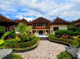 Bali Beachfront Villa Billabong, Tegallengah (рядом с городом Grokgak)