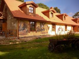 Kuldkaru Manor, Valaste (Ontika yakınında)