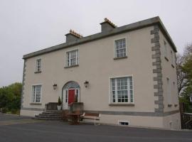 Ballycurrin House, Ballynalty (рядом с городом Glencorrib)