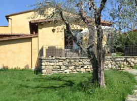 The Little Yellow House, Bagno a Ripoli