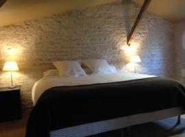 Gîtes Les Suites du Ligaro, Jarnac (рядом с городом Julienne)