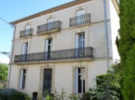 La maison des raisins, Lieuran-lès-Béziers