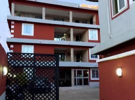 Jovix Lodge, Аккра (рядом с городом Sakaman)