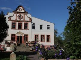 Herrenhaus Schmölen, Bennewitz (Trebsen yakınında)