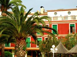 Hotel Antiga, Calafell