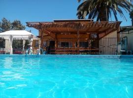 Casa Residencial Eventos, Villa Alemana (Quebrada Escobares yakınında)