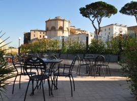 İtalya, Roma, Valle Aurelia Metro İstasyonu yakınındaki En ...